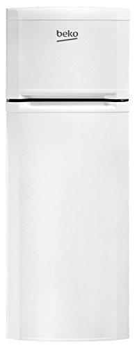 beko refrigerateur 2 portes dsa25012 r frig rateur comparatif 2017. Black Bedroom Furniture Sets. Home Design Ideas
