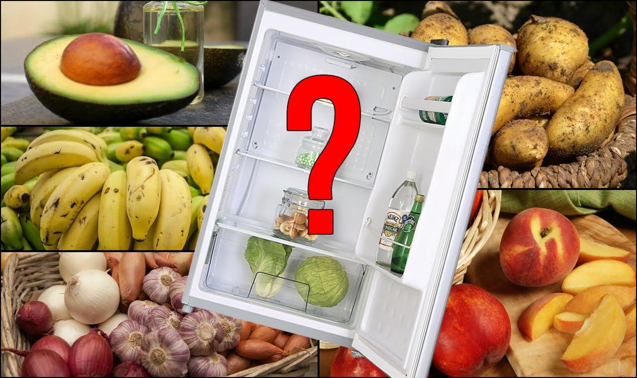 7 aliments qui ne se conservent pas au frigo r frig rateur comparatif 2017 - Choisir son refrigerateur ...