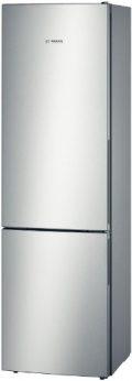Bosch Serie 4 KGV39VL31S Autonome 342L A++ Acier inoxydable réfrigérateur-congélateur - Réfrigérateurs-congélateurs (342 L, SN-T, 7 kg/24h, A++, Nouvelle zone...