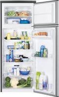 Faure FRT23101XA Autonome 228L A+ Acier inoxydable réfrigérateur-congélateur - Réfrigérateurs-congélateurs (228 L, Pas de givre (réfrigérateur), SN-ST, 3 kg/24h, A+,...
